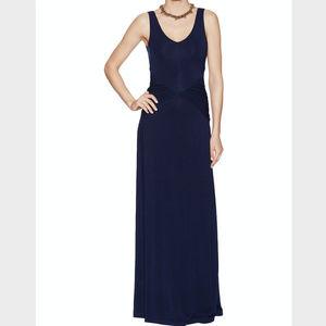 Tart Women's Alta Maxi Dress Peacoat Blue Dress SM